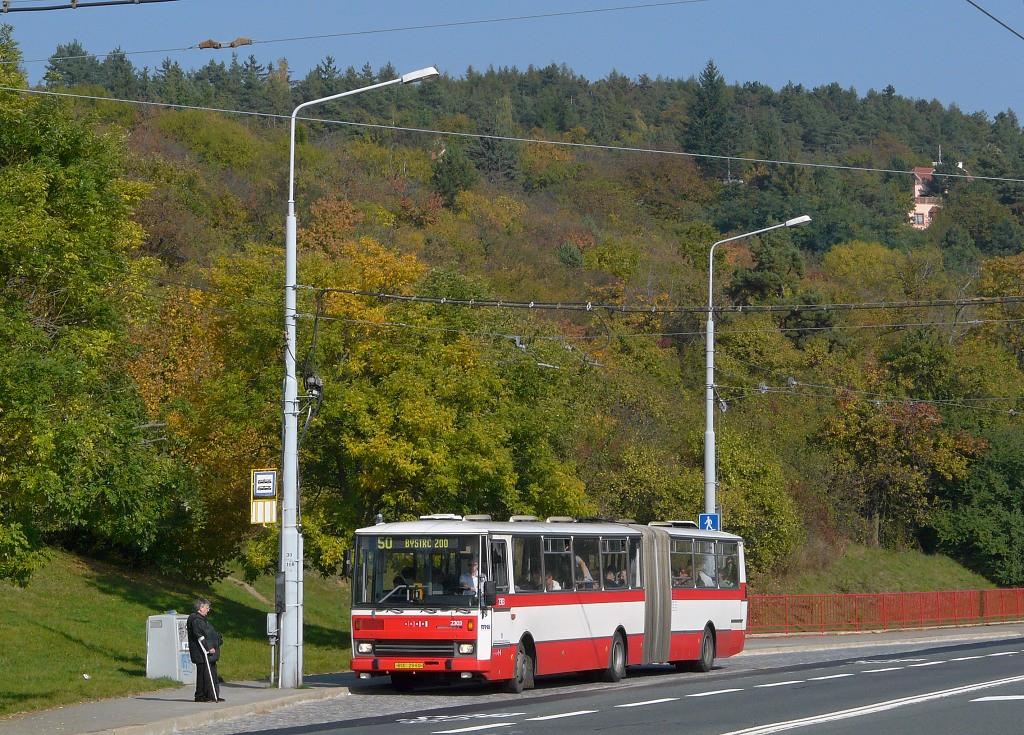 Fotogalerie » Karosa B741.1916 BSC 29-60 2303   Brno   Nový Lískovec   Petra Křivky   Kamenný Vrch