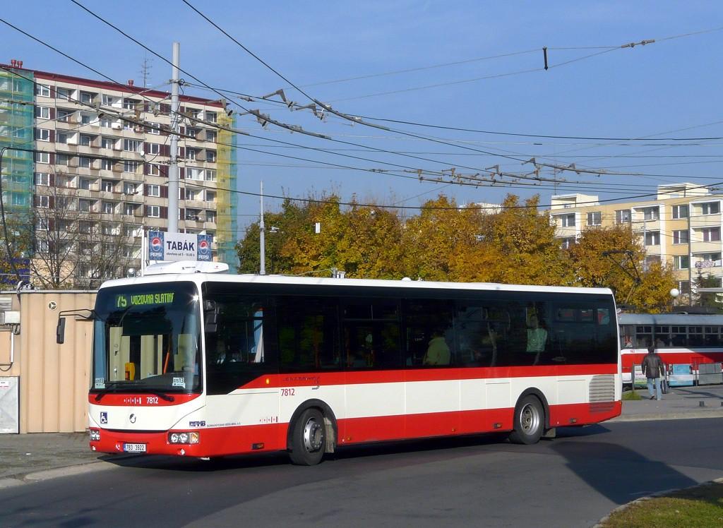 Fotogalerie » Irisbus Crossway LE 12M 7B3 3922 7812 | Brno | Židenice | Stará Osada