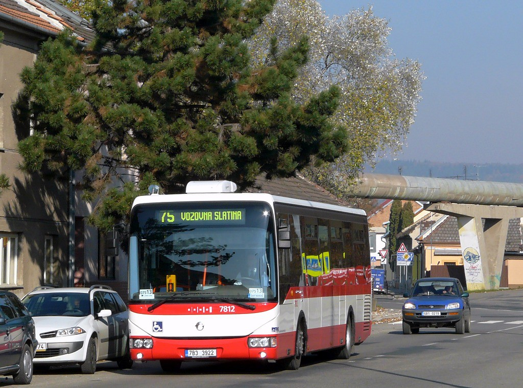 Fotogalerie » Irisbus Crossway LE 12M 7B3 3922 7812 | Brno | Maloměřice | Karlova