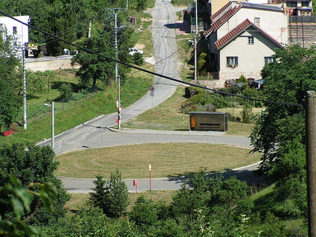 Fotogalerie » Vranov | Kateřinská | Vranov, smyčka