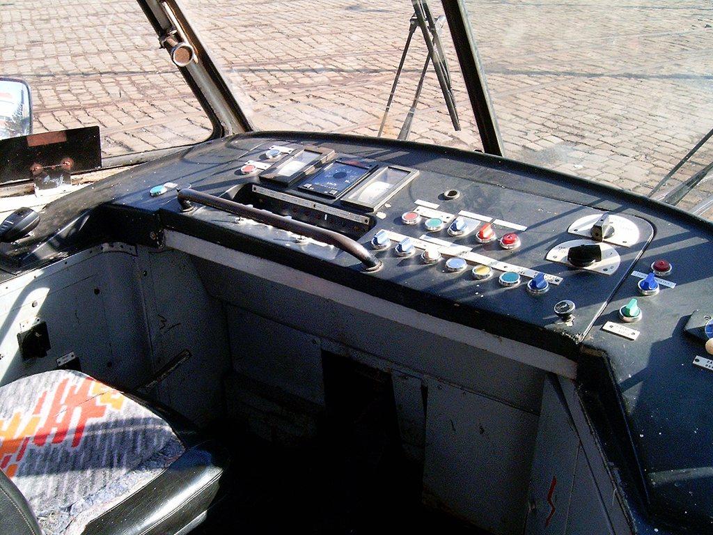 Fotogalerie » Tatra T2 služební 4121