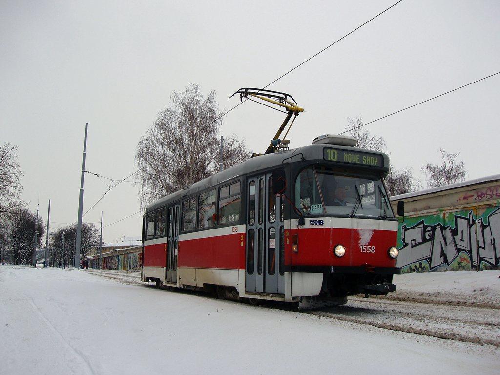 Fotogalerie » Pragoimex T3R.PV 1558 | Brno | Židenice | Nezamyslova