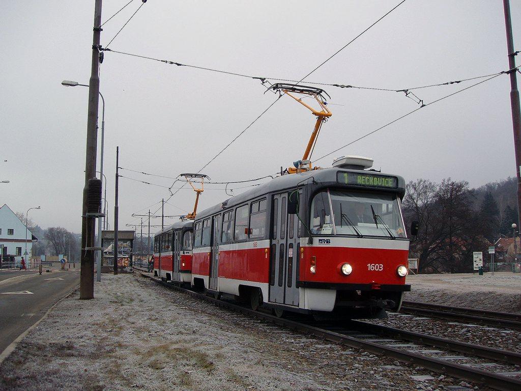 Fotogalerie » Pragoimex T3R.PV 1603 | Pragoimex T3R.PV 1561 | Brno | Bystrc | Obvodová