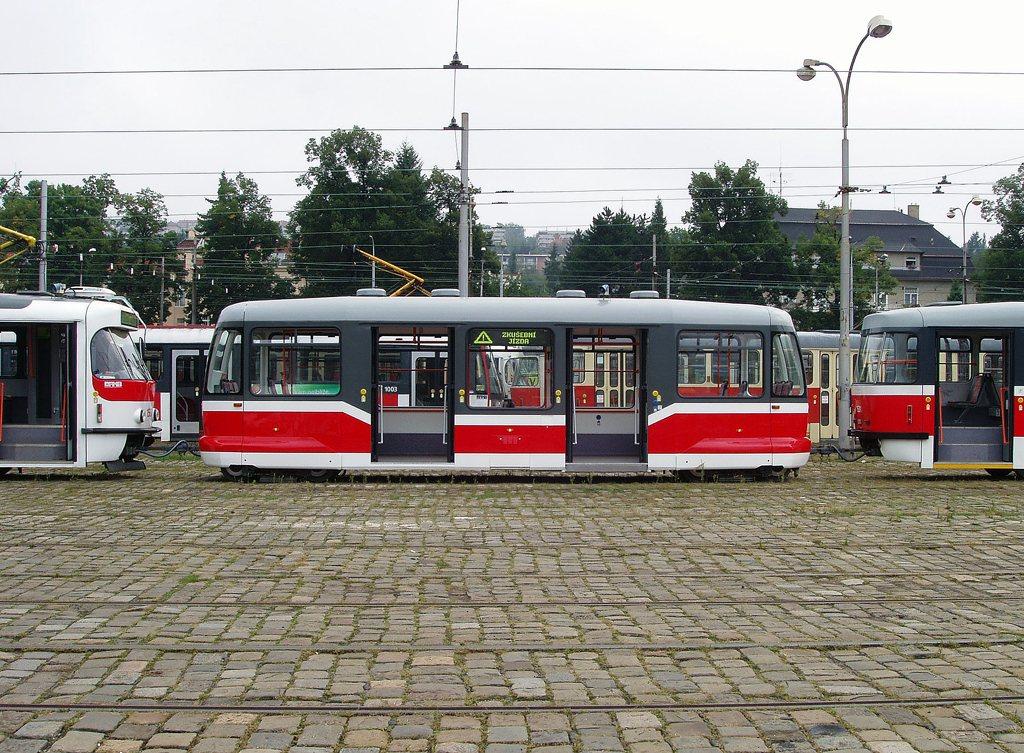 Fotogalerie » Pragoimex VV60LF 1301 | Brno | vozovna Pisárky