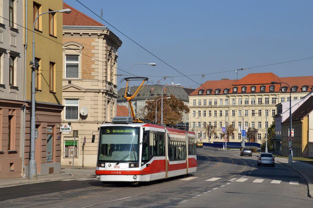 Fotogalerie » Škoda 03T6 1810 | Brno | Staré Brno | Vídeňská