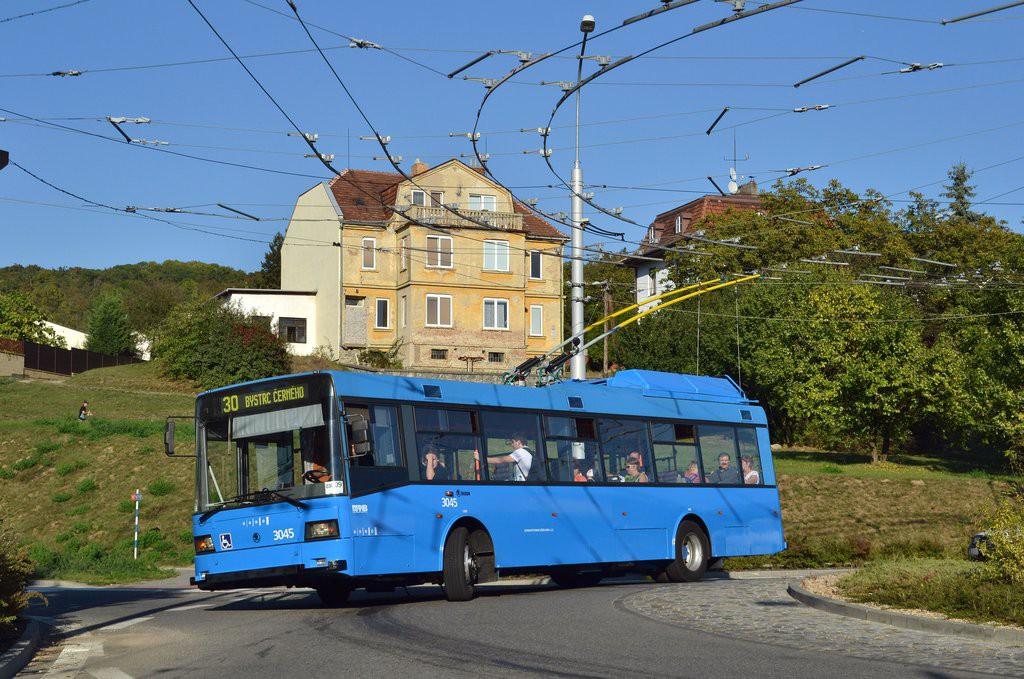 Fotogalerie » Škoda 21Tr 3045   Brno   Komín   Hlavní