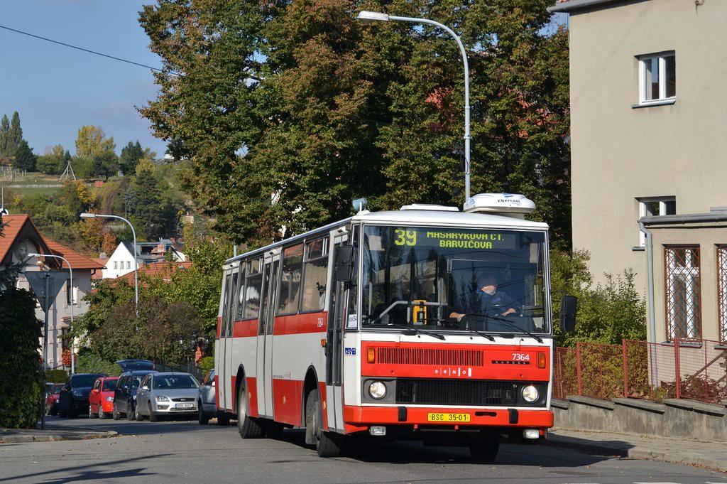 Fotogalerie » Karosa B732.1654 BSC 35-01 7364 | Brno | Masarykova čtvrť | Jiříkovského