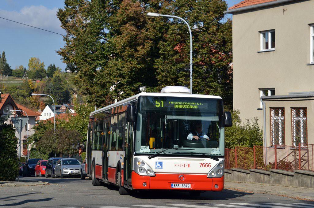 Fotogalerie » Irisbus Citelis 12M 6B6 6842 7666 | Brno | Masarykova čtvrť | Jiříkovského