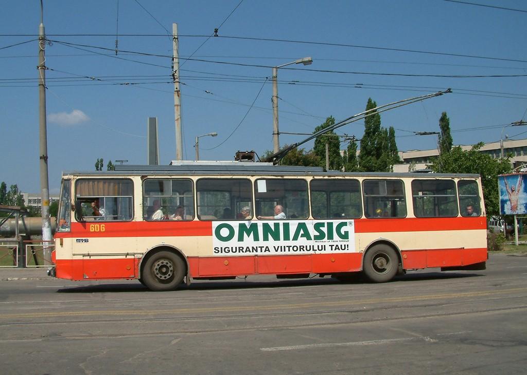 Fotogalerie » Škoda 14Tr01 3179 | Iași | Bulevardul Tudor Vladimirescu