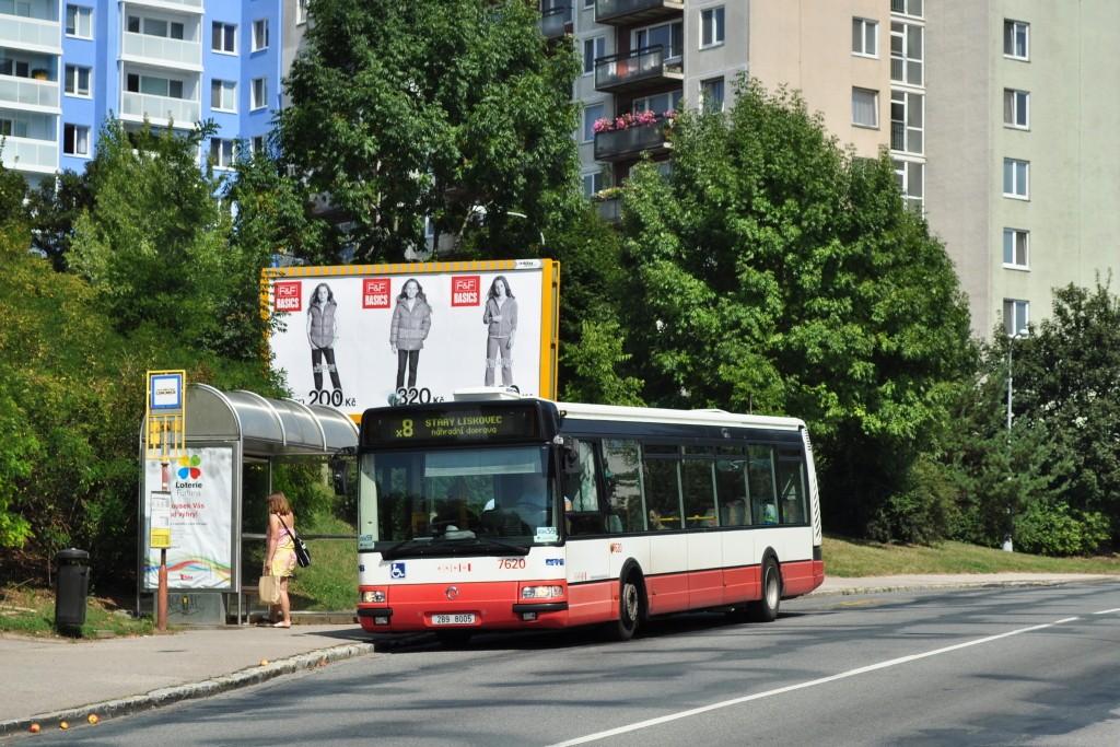Fotogalerie » Irisbus Citybus 12M 2071.40 2B9 8005 7620 | Brno | Bohunice | Hraničky | Humenná