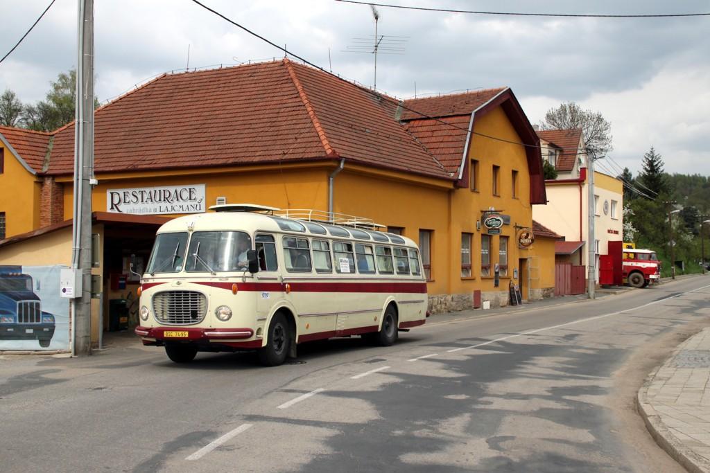 Fotogalerie » Škoda 706 RTO LUX BSC 74-95 | Řícmanice | Řícmanice