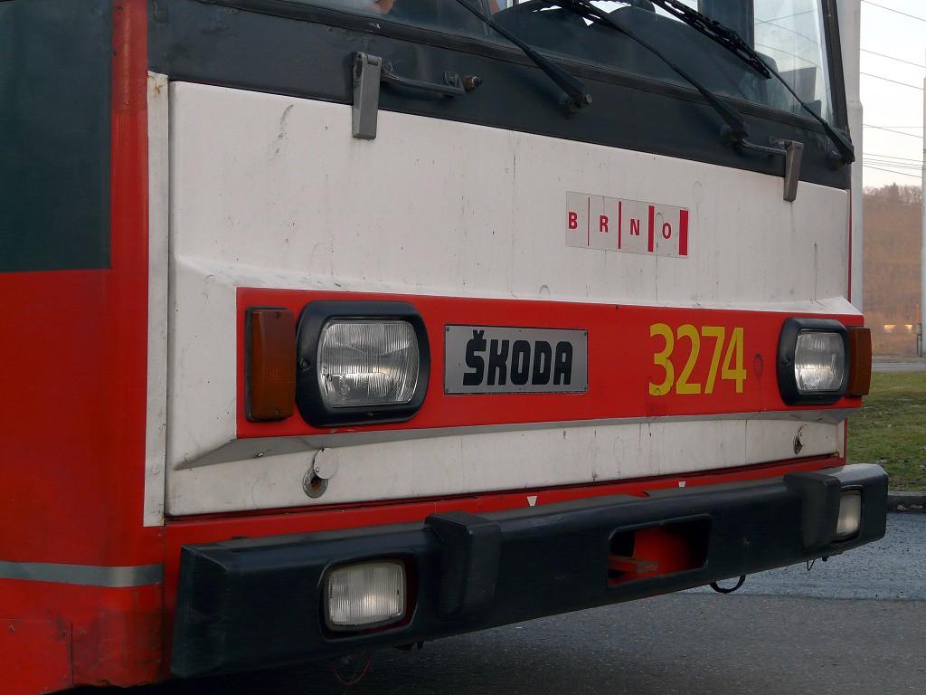 Fotogalerie » Škoda 14Tr17/6M 3274