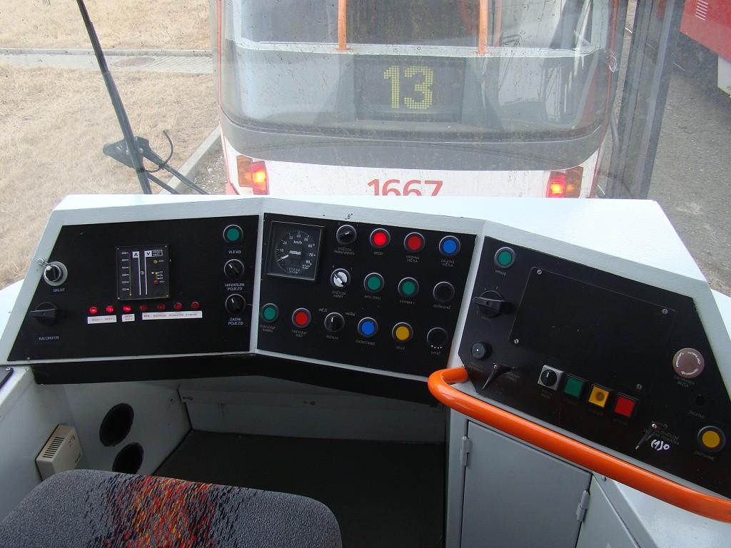 Fotogalerie » ČKD DS T3R 1668
