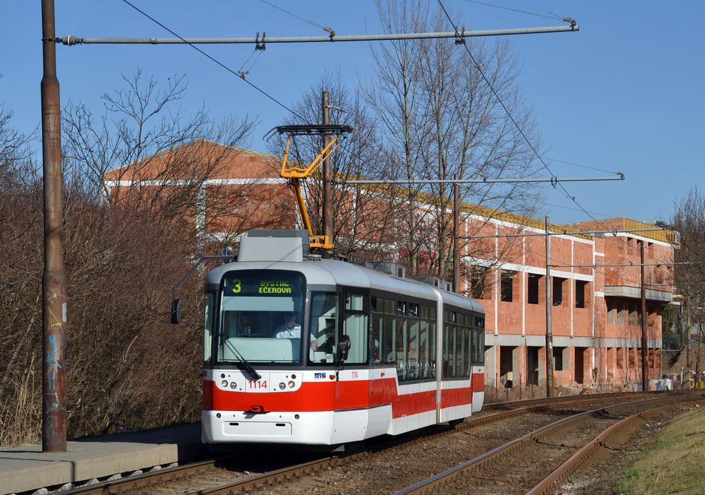 Fotogalerie » Pragoimex VarioLF2R.E 1114 | Brno | Žabovřesky | Kníničská | Stránského