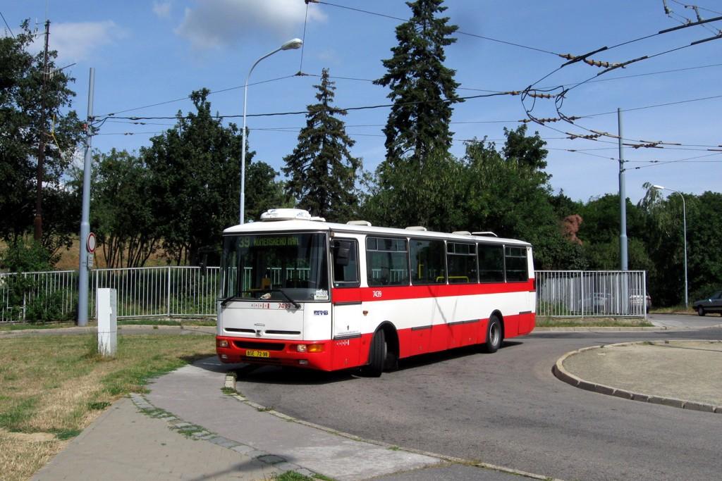 Fotogalerie » Karosa B931.1675 BSE 72-98 7439 | Brno | Masarykova čtvrť | Barvičova | Barvičova