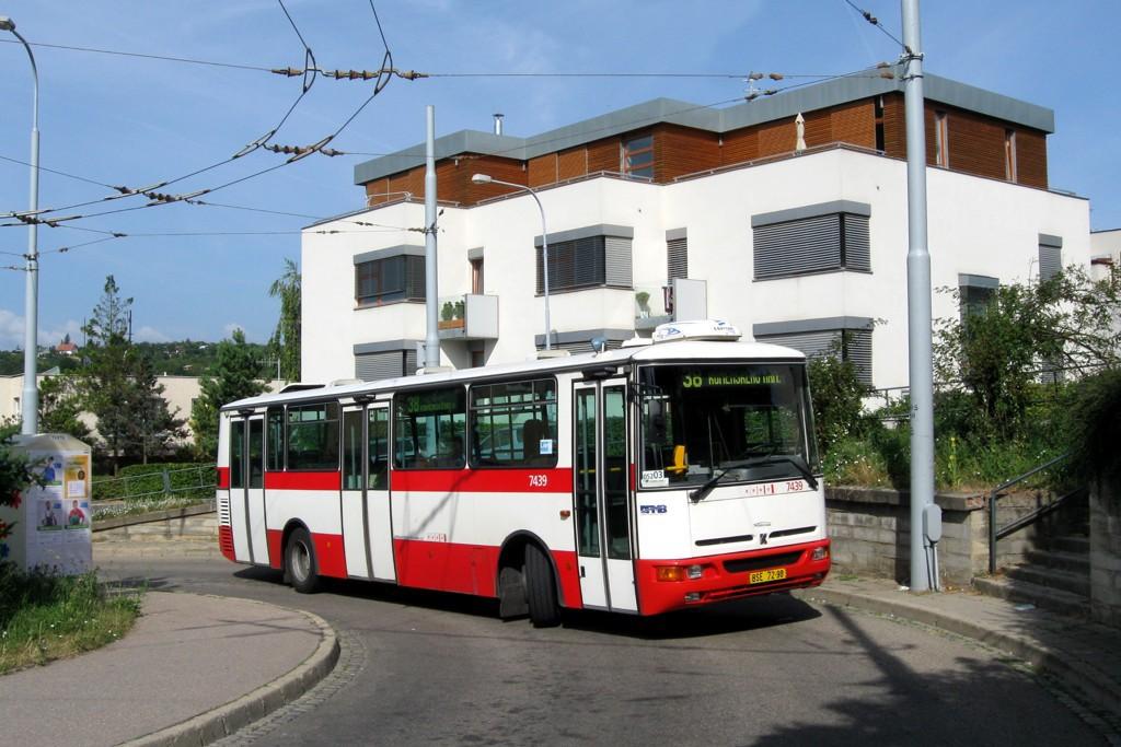 Fotogalerie » Karosa B931.1675 BSE 72-98 7439 | Brno | Masarykova čtvrť | Preslova | Preslova