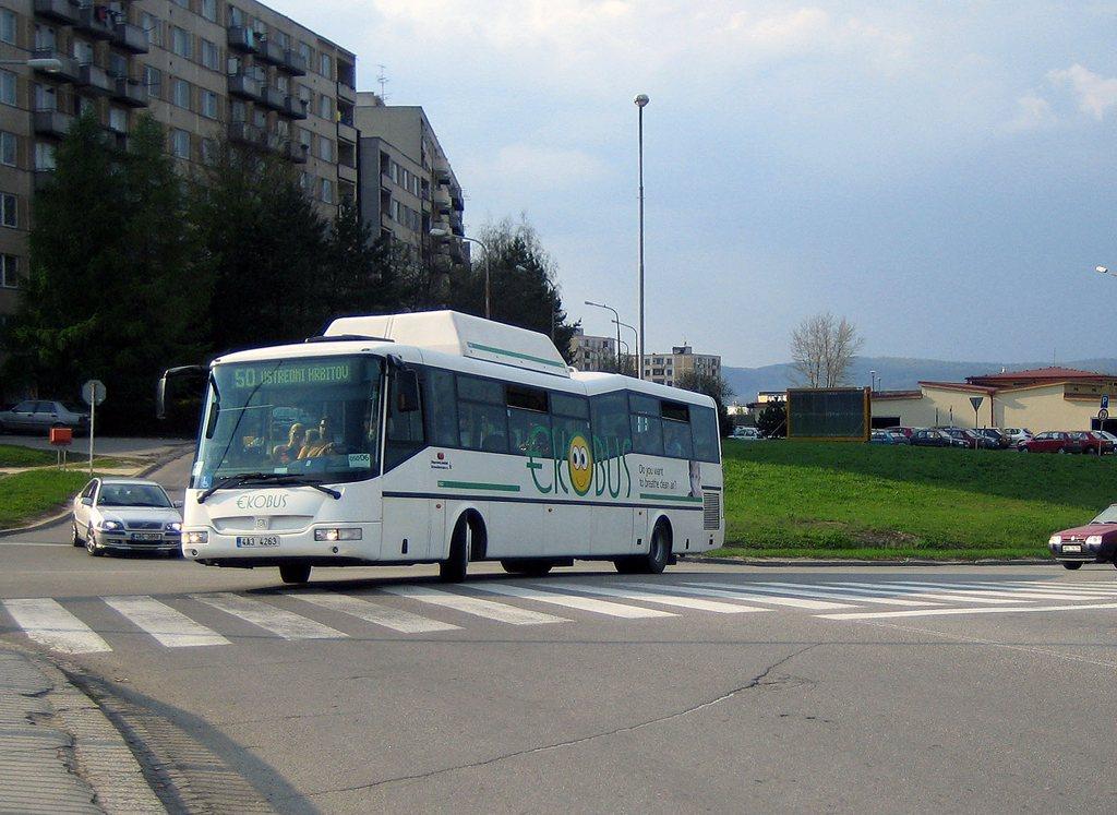 Fotogalerie » SOR Ekobus City Plus 4A3 4263 2699   Brno   Bystrc   Vejrostova