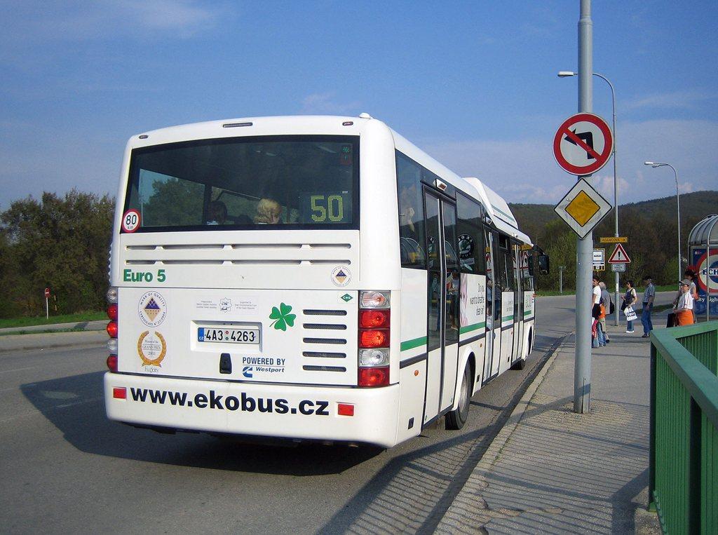 Fotogalerie » SOR Ekobus City Plus 4A3 4263 2699 | Brno | Bystrc | Kubíčkova | Kubíčkova