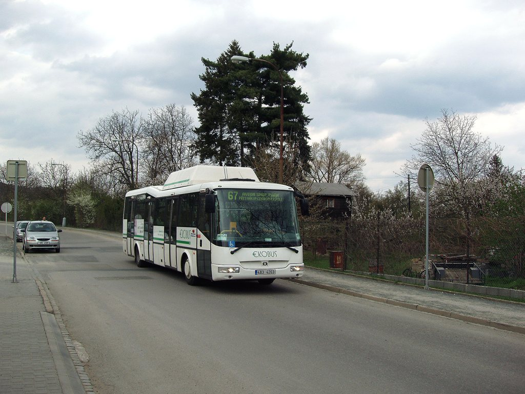 Fotogalerie » SOR Ekobus City Plus 4A3 4263 2699 | Brno | Jundrov | Optátova