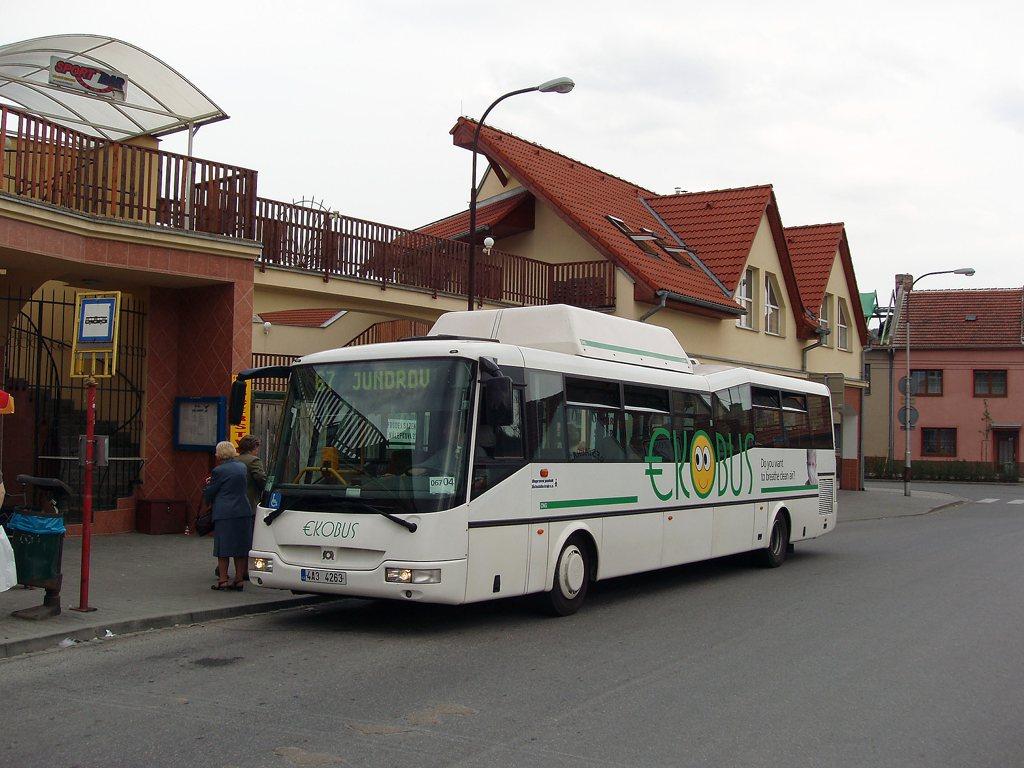 Fotogalerie » SOR Ekobus City Plus 4A3 4263 2699 | Brno | Jundrov | Optátova | Optátova