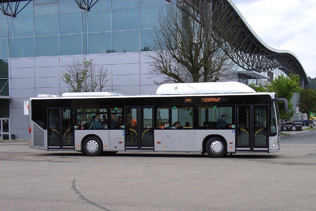 Fotogalerie » Mercedes-Benz Citaro CNG | Brno | Výstaviště BVV