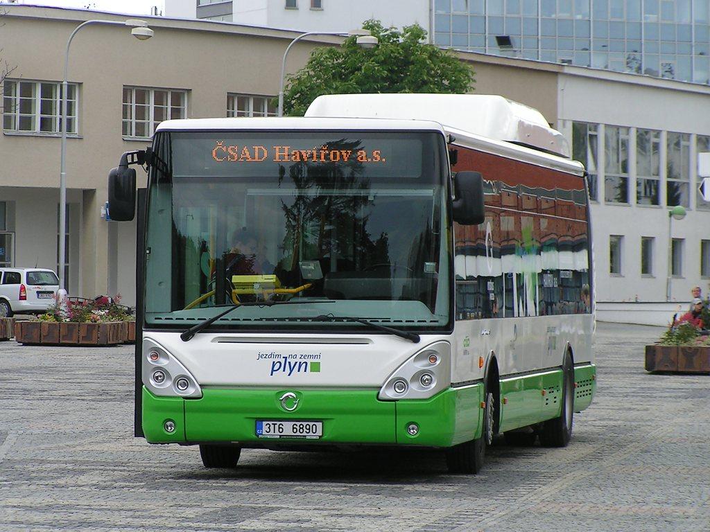 Fotogalerie » Irisbus Citelis 12M CNG | Brno | Výstaviště BVV