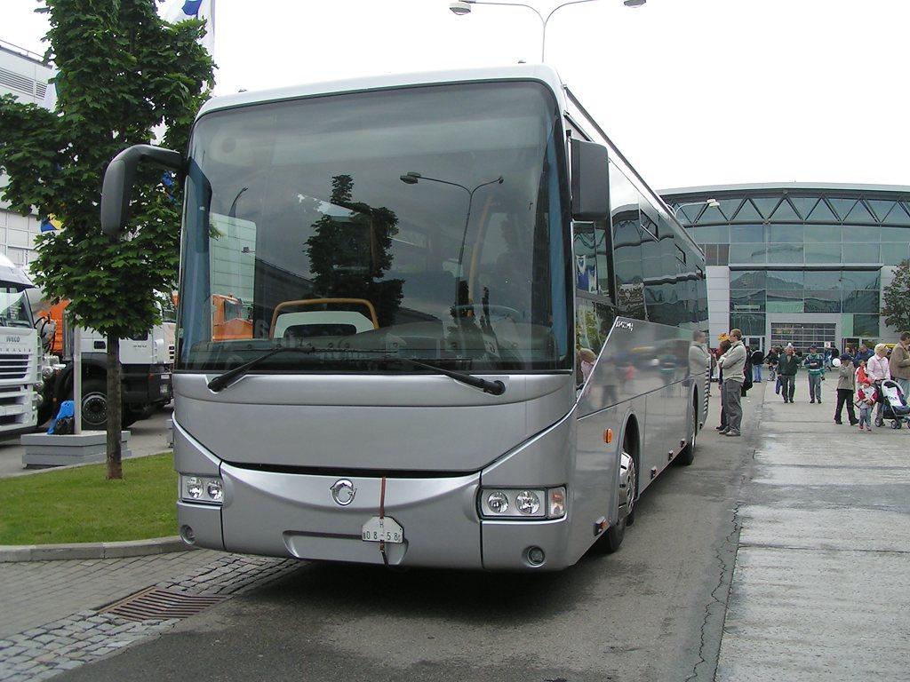 Fotogalerie » Irisbus Crossway 12M   Brno   Výstaviště BVV