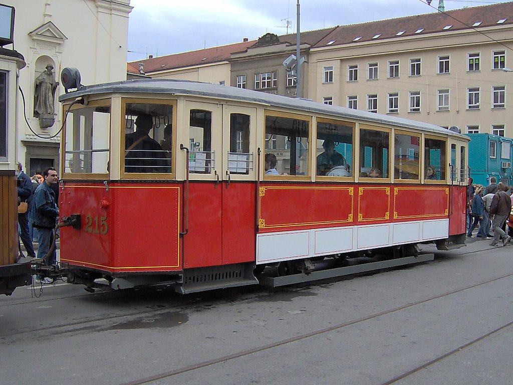 Fotogalerie » Ringhoffer vv2.ringh 215 | Brno | střed | Moravské náměstí