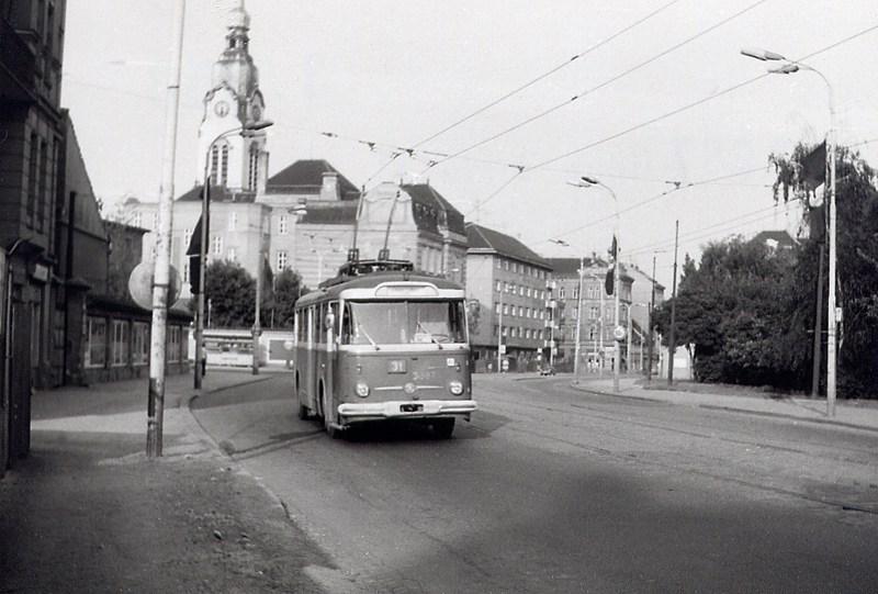 Fotogalerie » Škoda 9Tr19 3087 | Brno | Trnitá | Křenová
