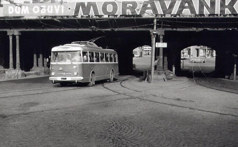Fotogalerie » Škoda 9Tr20 3094 | Brno | střed | Benešova