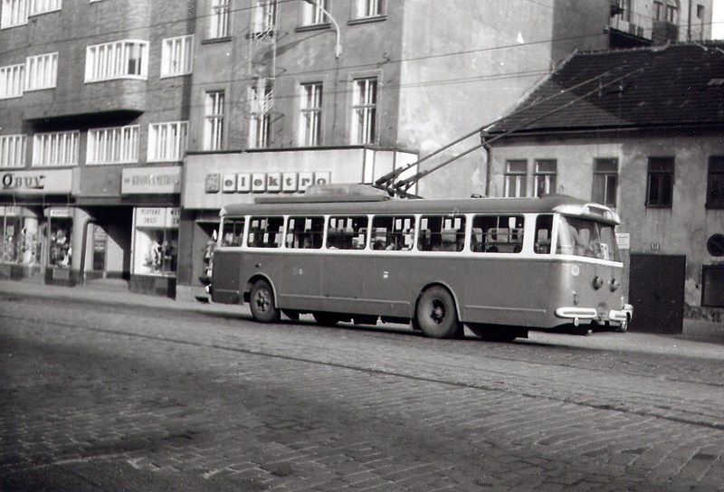 Fotogalerie » Škoda 9Tr20 3094 | Brno | Trnitá | Křenová