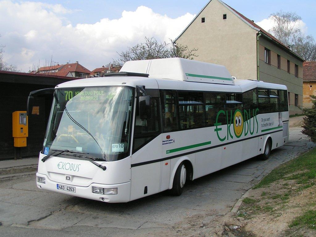 Fotogalerie » SOR Ekobus City Plus 4A3 4263 2699 | Brno | Ořešín | Ořešín