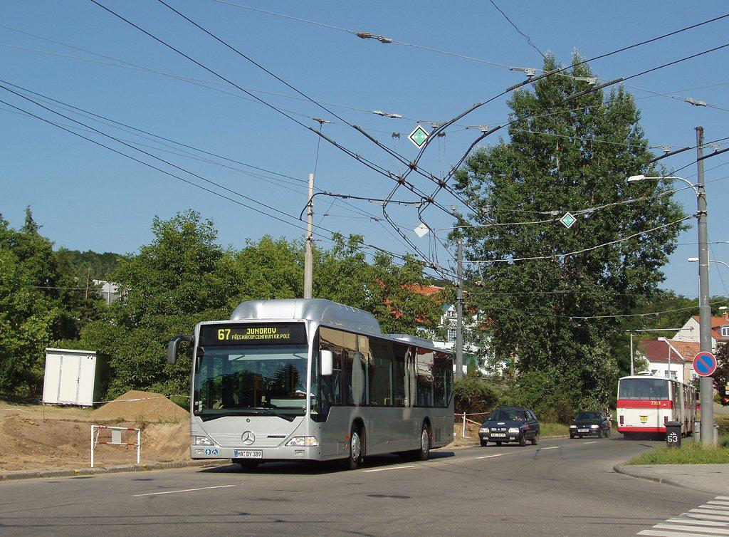 Fotogalerie » Mercedes-Benz Citaro CNG MA DY 389 2702 | Brno | Komín | Hlavní
