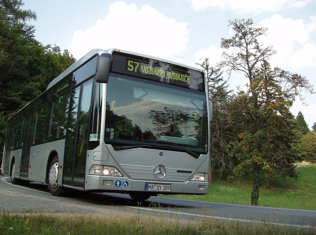 Fotogalerie » Mercedes-Benz Citaro CNG MA DY 389 2702 | Brno