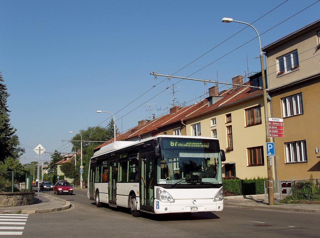 Fotogalerie » Irisbus Citelis 12M CNG H 09-44 2703 | Brno | Žabovřesky | Kroftova