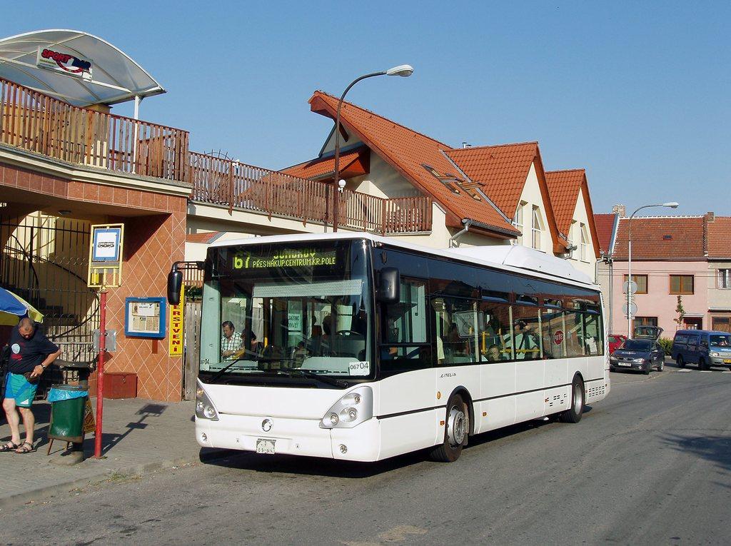 Fotogalerie » Irisbus Citelis 12M CNG H 09-44 2703 | Brno | Jundrov | Optátova | Optátova