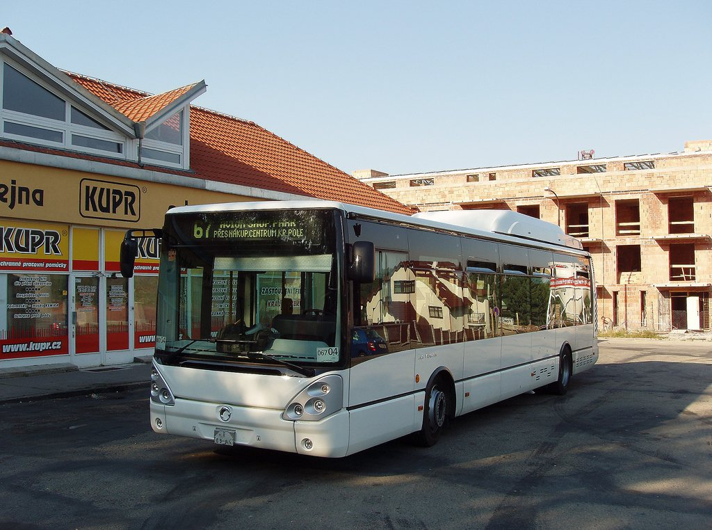 Fotogalerie » Irisbus Citelis 12M CNG H 09-44 2703 | Brno | Jundrov | Lelkova | Jundrov