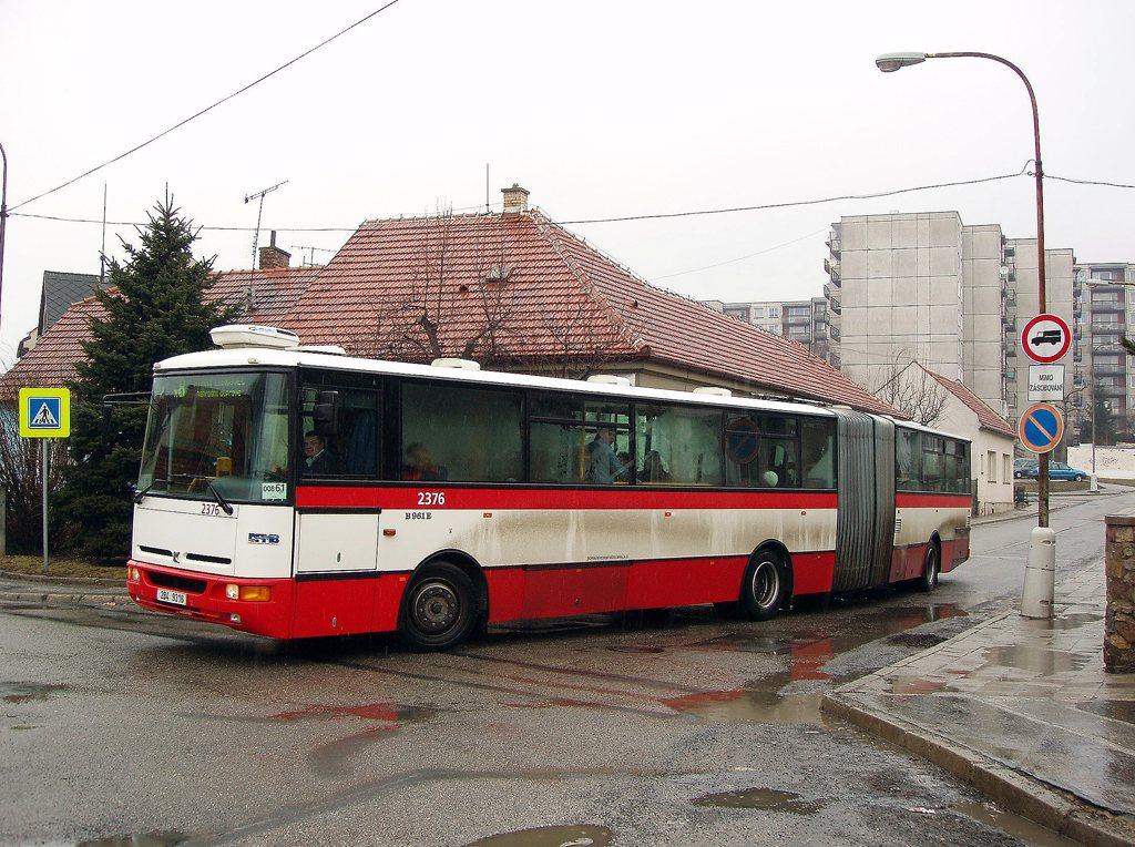Fotogalerie » Karosa B961E.1970 2376   Brno   Starý Lískovec   U Hřiště