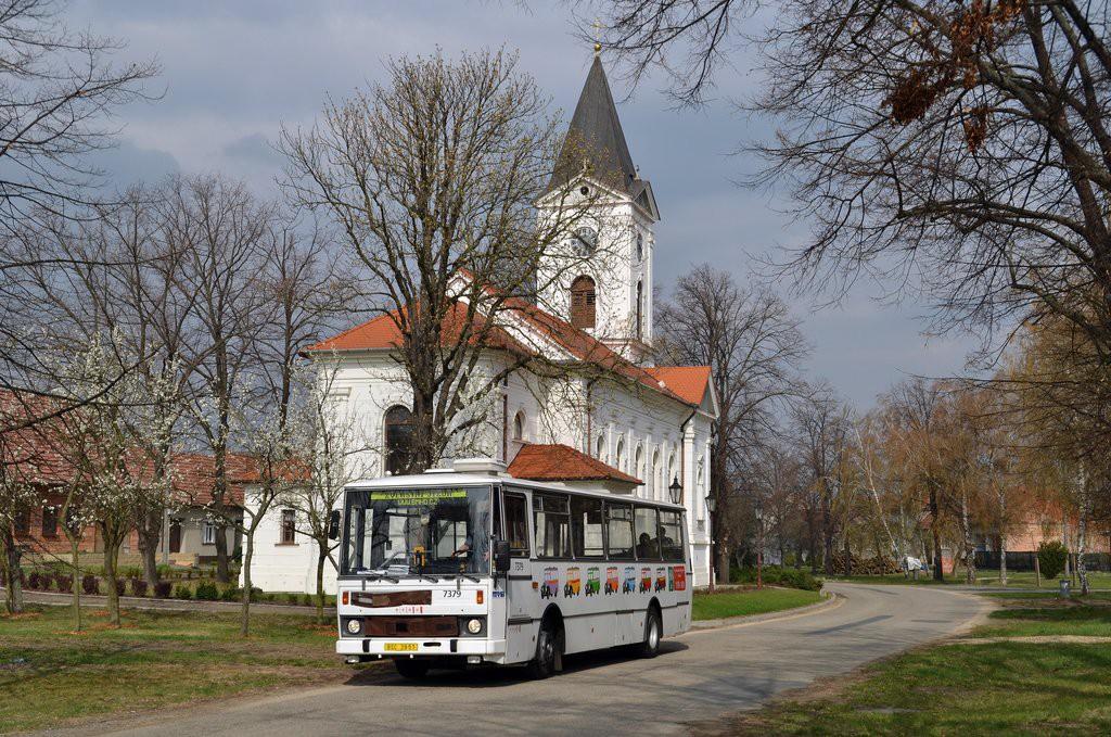Fotogalerie » Karosa B732.1654.3 BSC 39-51 7379 | Těšany