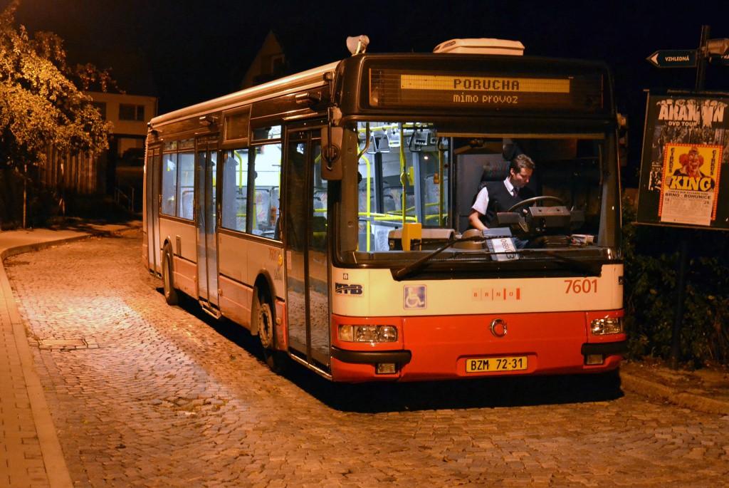 Fotogalerie » Irisbus Citybus 12M 2071.20 BZM 72-31 7601 | Brno | Bosonohy | U smyčky | Bosonohy