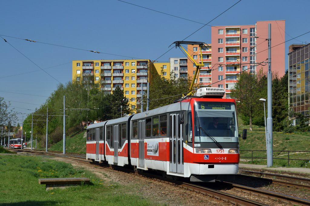 Fotogalerie » Pars Nova K3R-N 1751   Brno   Bohunice