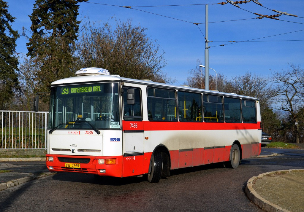 Fotogalerie » Karosa B931.1675 BSE 72-95 7436 | Brno | Masarykova čtvrť | Barvičova | Barvičova