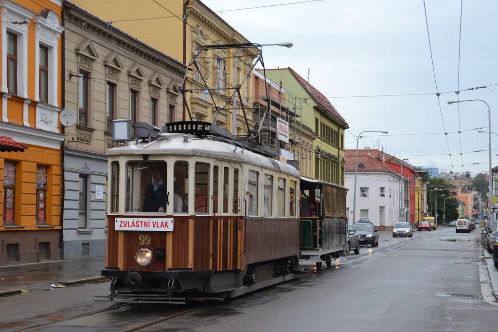 Fotogalerie » KPS Brno + SBEPD mv6.2 99 | Graz / Ödenburg vp1 25 | Brno | Husovice | Vranovská | Mostecká