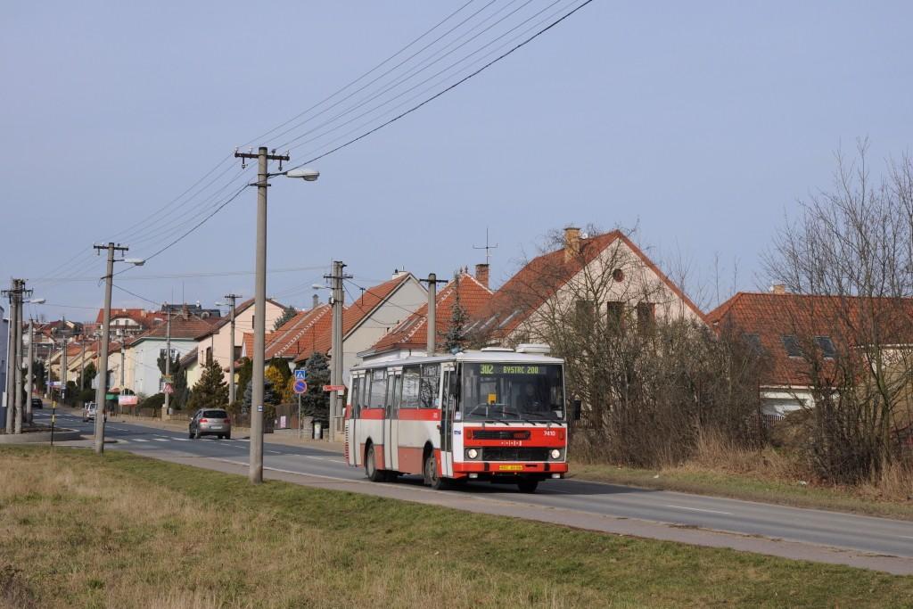 Fotogalerie » Karosa B731.1669 BSC 69-08 7410 | Brno | Kníničky | Ondrova