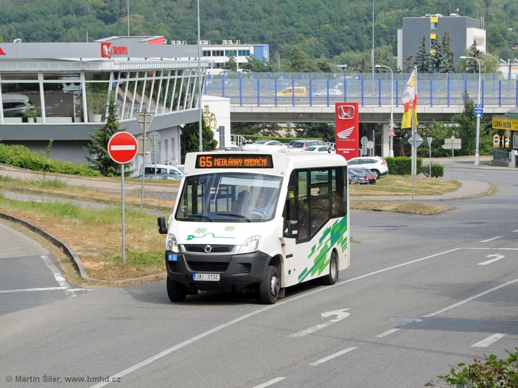 Fotogalerie » Iveco Stratos E 30 3AI 3132 | Brno | Řečkovice | Hapalova