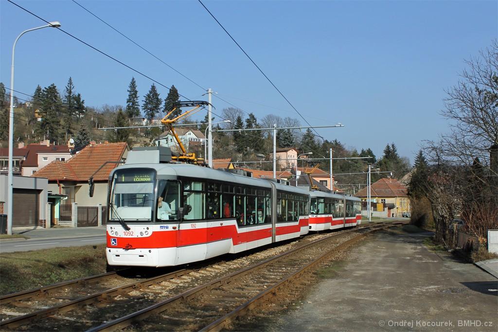 Fotogalerie » Pragoimex VarioLF2R.E 1092 | Pragoimex VarioLF2R.E 1093 | Brno | Komín | Bystrcká