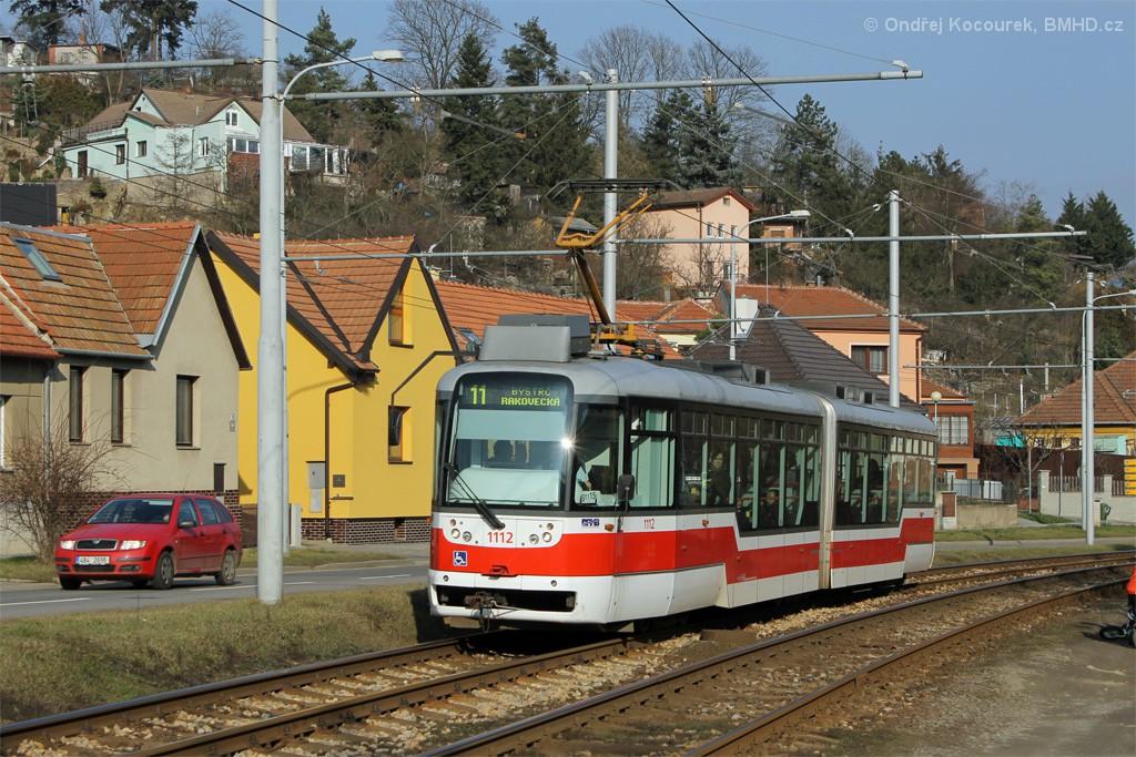 Fotogalerie » Pragoimex VarioLF2R.E 1112   Brno   Komín   Bystrcká